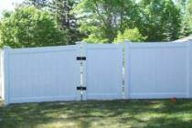 PVC/Vinyl Privacy Fence Materials