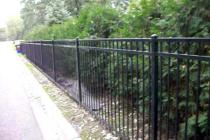 Ornamental Wrought Iron Fence Materials
